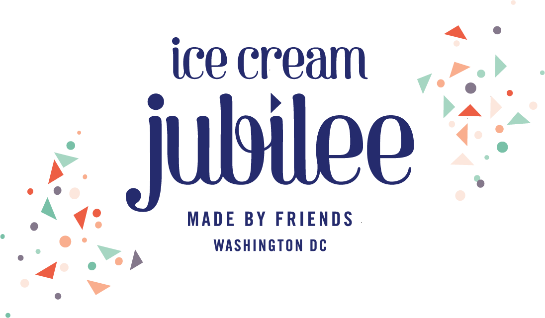 Ice Cream Jubilee Logo