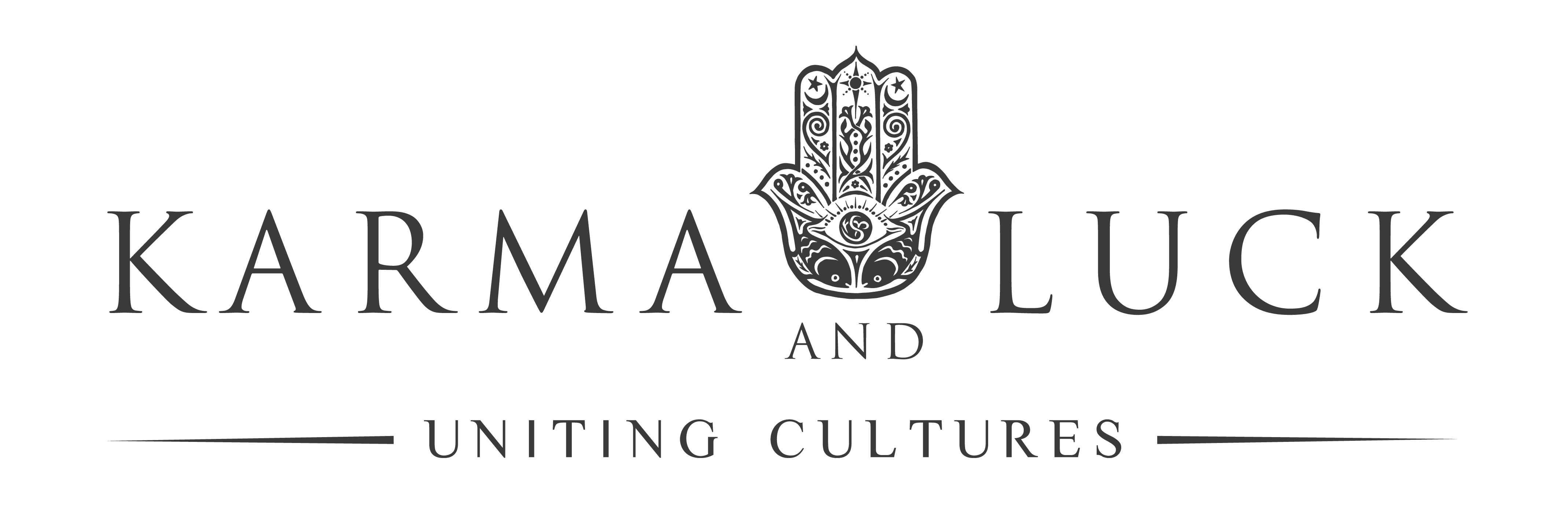 Karma and Luck                           Logo