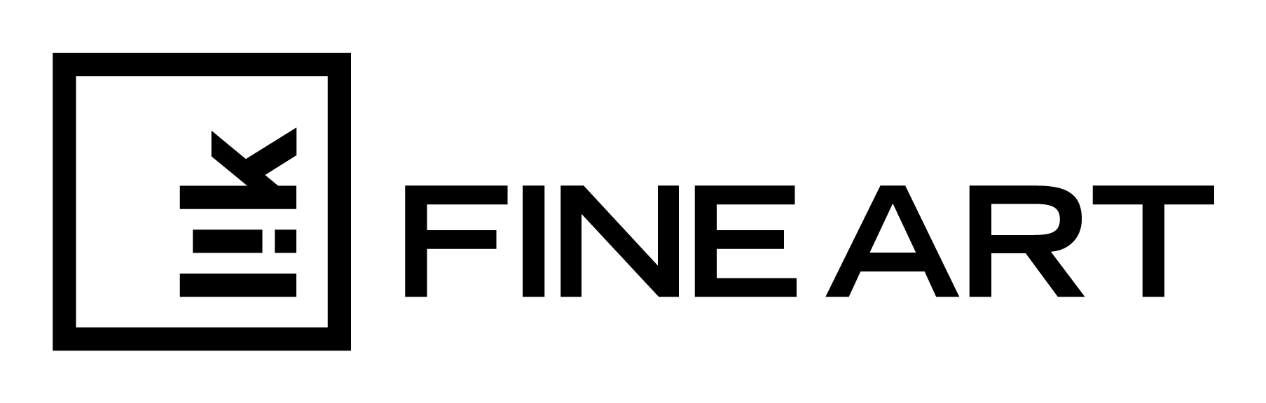 Lik Fine Art                             Logo