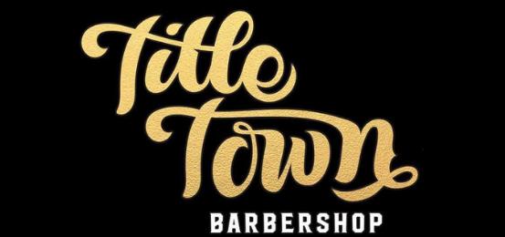 Titletown Barbershop Logo
