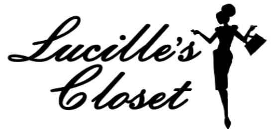 Lucille's Closet Logo