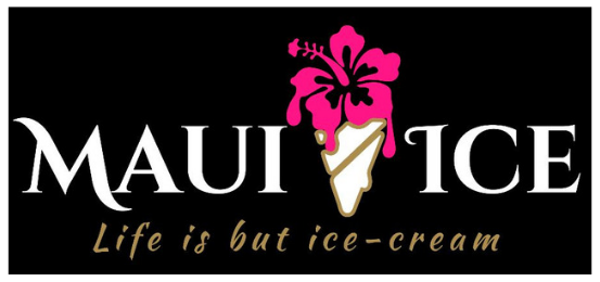 Maui Ice                                 Logo