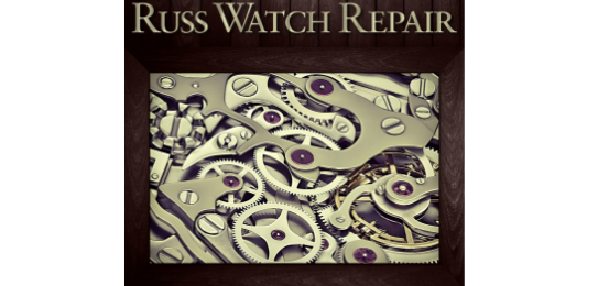 Russ Watch Repair Logo