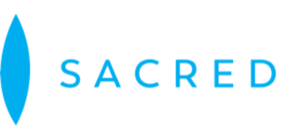 Sacred Wellness Logo