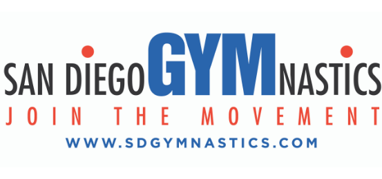 San Diego Gymnastics Logo