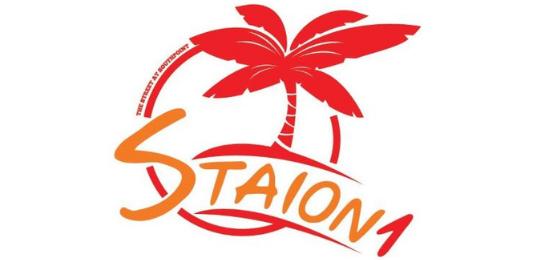 Station 1 Logo