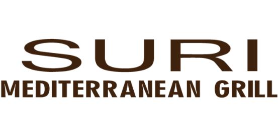 Suri Mediterranean Grill                 Logo