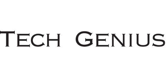 Tech Genius Logo