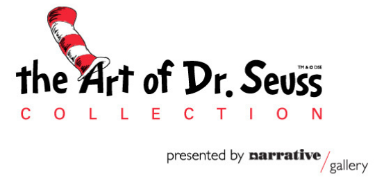 The Art Of Dr. Seuss                     Logo