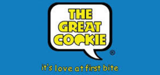 The Great Cookie                         Logo