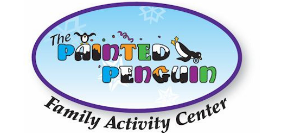 The Painted Penguin Logo