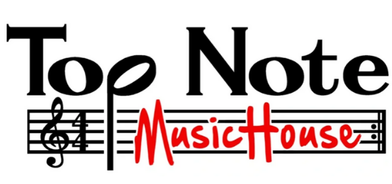 Top Note Music House Logo