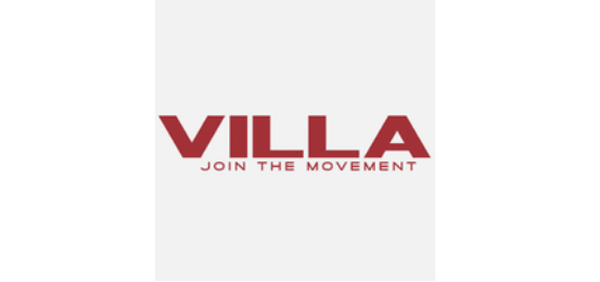 Villa, Join The Movement                 Logo