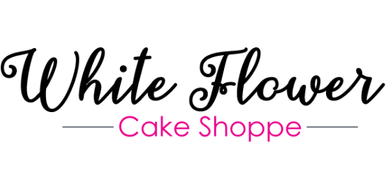 White Flower Cake Shoppe                 Logo