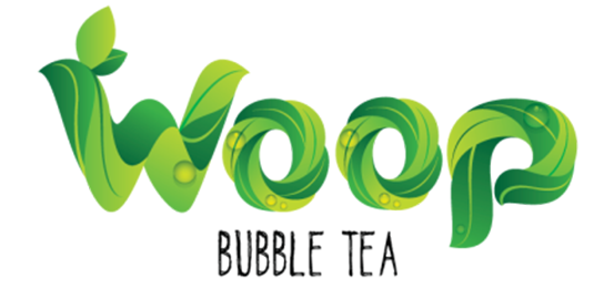 Woop Bubble Tea Logo