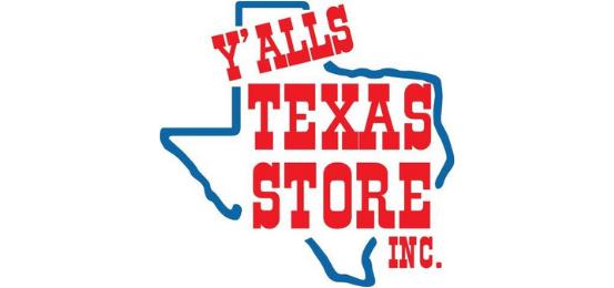 Y'alls Texas Store Logo