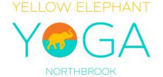 Yellow Elephant Yoga                     Logo