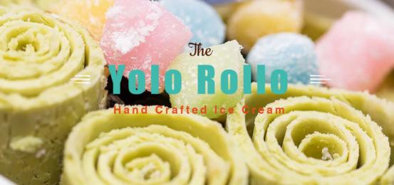 Yolo Rollo                               Logo