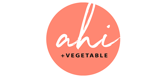 Ahi & Vegetable Logo