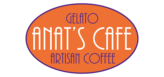 Anat's Cafe Logo