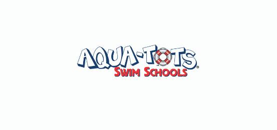 Aqua-Tots Swim School Logo