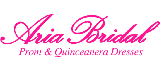Aria Bridal & Formal Wear                Logo