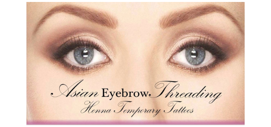 Asian Eyebrow Threading Logo