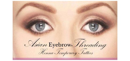 Asian Eyebrow Threading Logo