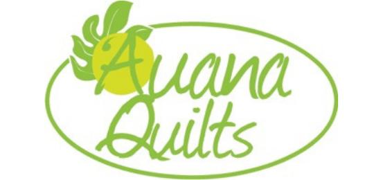 아우아나 퀼트 ('Auana Quilts) Logo
