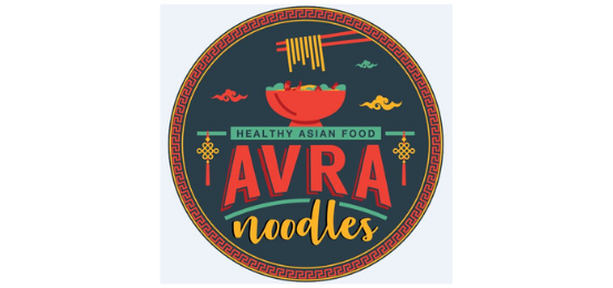 Avra Noodles Logo