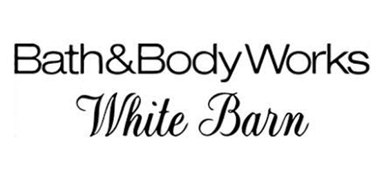 Bath & Body Works/White Barn Logo