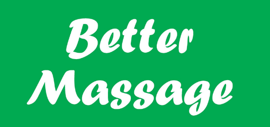 Better Massage Logo