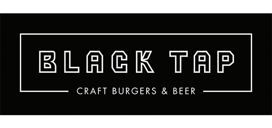 BLACK TAP CRAFT BURGER & BEER Logo