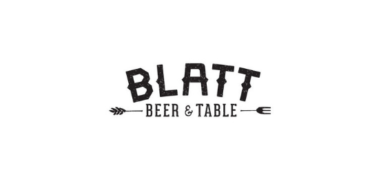 BLATT BEER & TABLE Logo