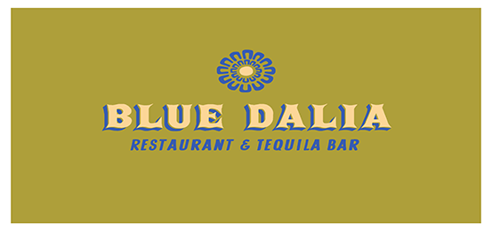 Blue Dalia Restaurant & Tequila Bar Logo