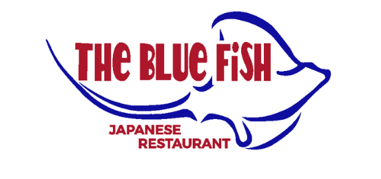 The Blue Fish Japanese Restaurant Logo