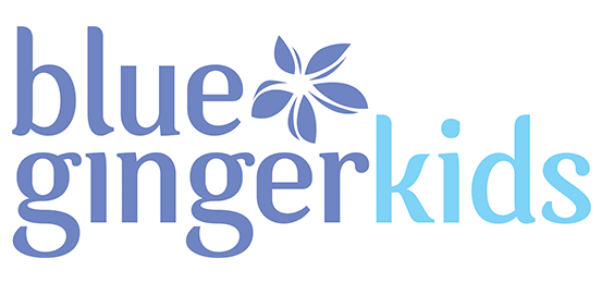 Blue Ginger Kids Logo