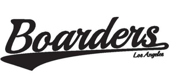 Boarders Logo