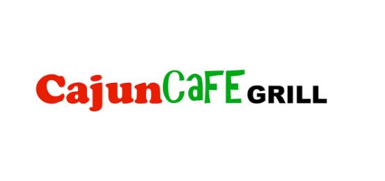 Cajun Cafe & Grill                       Logo