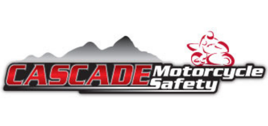 Cascade Motorcycle Safety                Logo