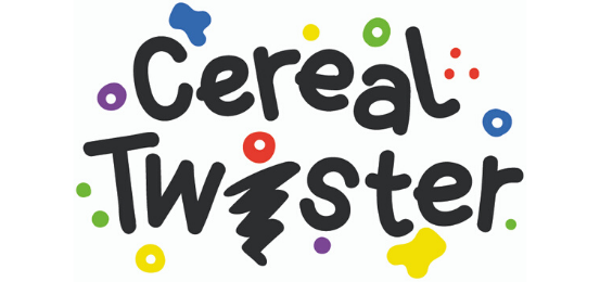 Cereal Twister Cafe                      Logo