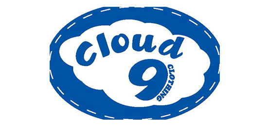 Cloud 9 Clothing Logo