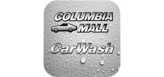 Columbia Mall Car Wash Logo