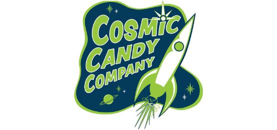 Cosmic Candy Company Logo