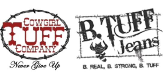 Cowgirl Tuff Company/B. Tuff Jeans Logo