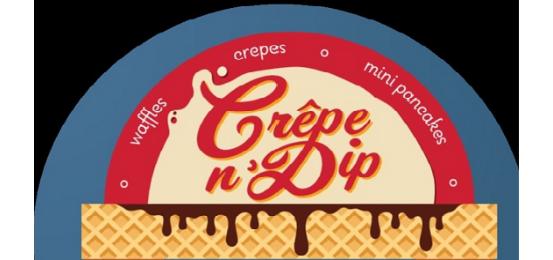 Crepe N Dip Logo