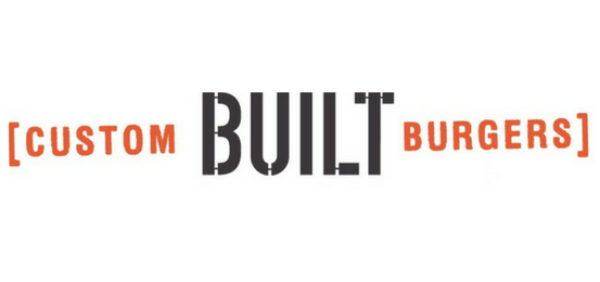 Built (Custom Burgers) Logo
