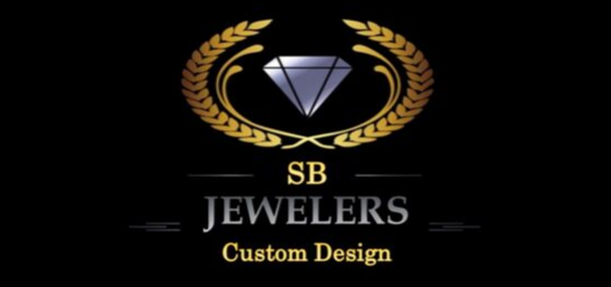 Sb Jewelers & Custom Design Logo