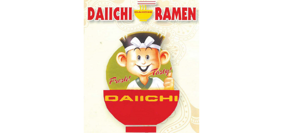 Daiichi Ramen Logo