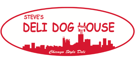 Steve's Deli Dog House Logo